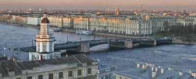 Петербург литературный: конец июня - июль