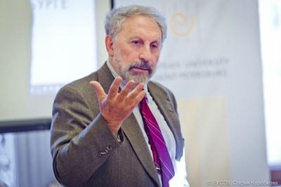 Почетная лекция Бориса Докторова в ЕУСПб