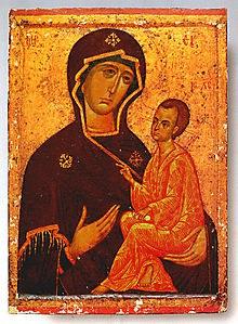 Чудесная история Тихвинской одигитрии и связанные с ней размышления
