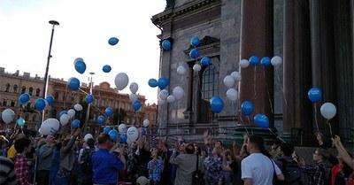 Общественная кампания в защиту Исаакиевского собора продолжается