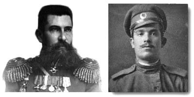 Ольга Новиковская. Мои предки – генерал и рядовой Первой мировой войны и их семьи