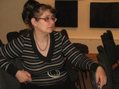 Ольга Новиковская. Размышления об инклюзии