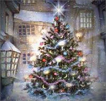 Рождественский привет из Украины