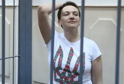 Судебный приговор Надежде Савченко – приговор режима самому себе