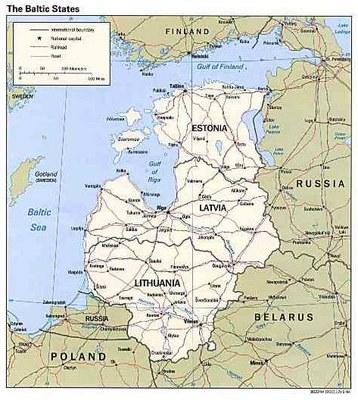 «Возможен ли «русский сепаратизм» в странах Балтии?