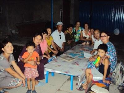 Анархисты Киргизстана: Горизонтальные связи и взаимопомощь в борьбе против бедности