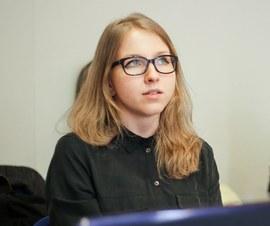 Екатерина Хонинева о гендере и дисплее