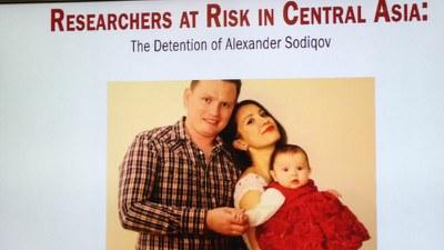 Сергей Абашин выступил в защиту Александра Содикова