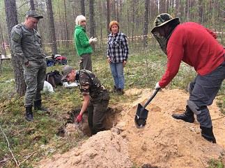 Археолог Надежда Лобанова: позвонили, сказали: «Идут находки археологические»
