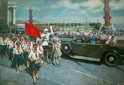 Конструируя советское