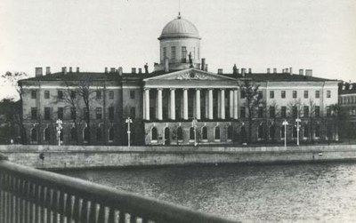 Обращение к губернатору В.И. Матвиенко от Пушкинского Дома