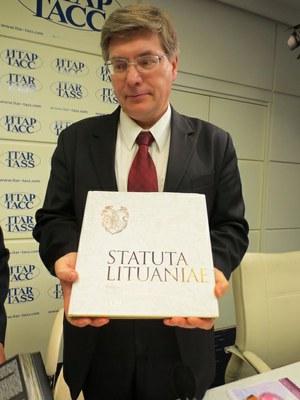 Первая Конституция Литвы