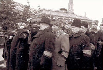 «После Сталина: позднесоветская личность (1953-1985)»