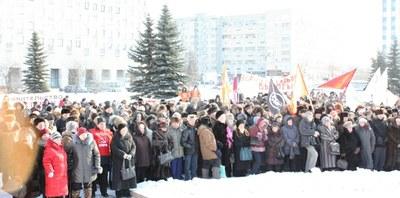 21 февраля 2010, Архангельск: обзор источников