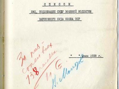 """""""Национальные"""" операции НКВД 1937-1938"""