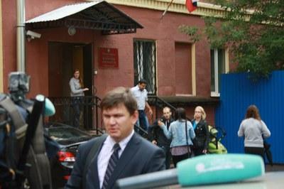 Судья Мотова поддержала ФСБ: Семья Ивана Павлова должна уехать из России
