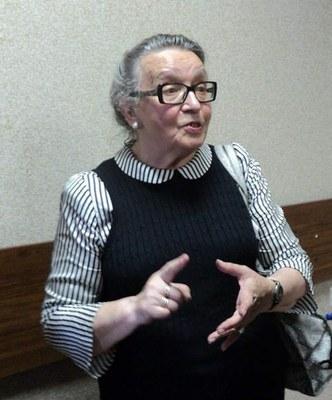 О деле А.А.Шароградской на Когита!ру в июне-сентябре 2014
