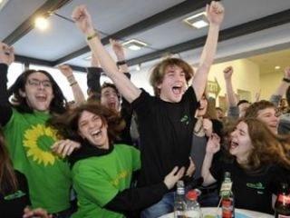 «Что приводит зеленых к победе? Опыт Германии, перспективы России»