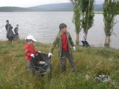 Гринпис приглашает на уборку мусора в Санкт-Петербурге