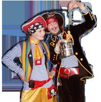Пиратский флэш-моб: собираем украшения для девочек-сирот