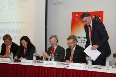 Развитие диалога России и Европы остается приоритетом правозащитников