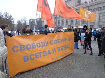 """Александр Шишлов: """"Закон о митингах в нынешней редакции - не принимать!"""""""