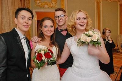 Первый в России ЛГБТ брак зарегистрирован