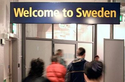 Кризис миграционной политики Швеции