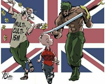 Британский мультикультурализм как метод нерешения проблем