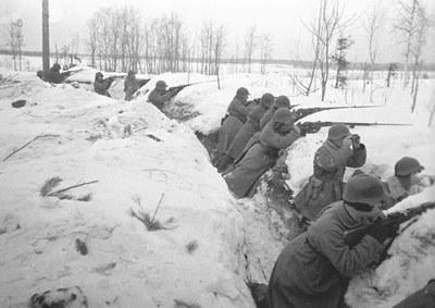 «Огонь и лёд: Зимняя Война»