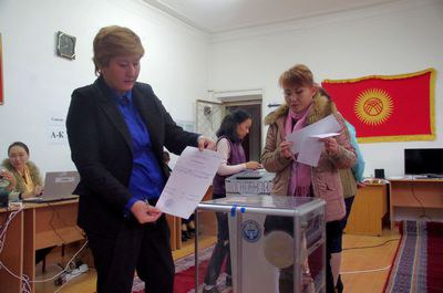 Опыт международного наблюдения за выборами