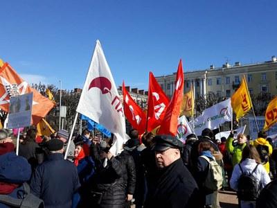 Петербургу — свободные выборы