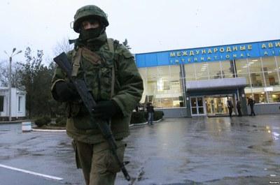 Интервенция России в Украину – позор!