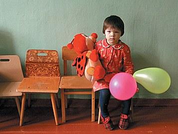 Анастасия Милая. Концептуальные аспекты защиты детей в России, или  Почему в России так много детей-сирот?