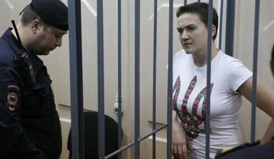 Заявление Правозащитного совета Петербурга о ситуации с Надеждой Савченко