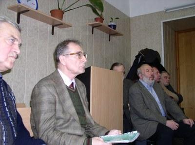 Академики выиграли суд у Петрика