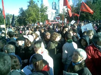 """История наших побед над """"Охта-центром"""": центр ЭКОМ и петербургская общественность"""