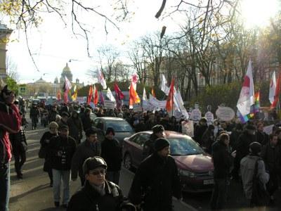 """Марш против ненависти"" согласован"