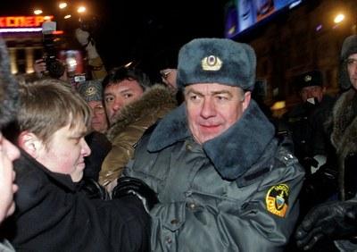 Россия должна обеспечить свободу собраний: заявление HRW