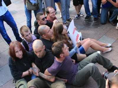 31 июля 2012 в Петербурге
