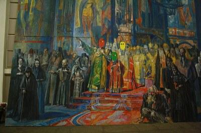 Акции в поддержку Пуссей в Петербурге