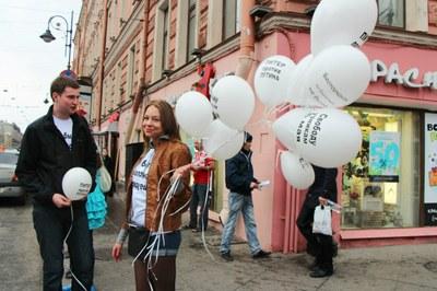 Петербург накануне годовщины событий на Болотной