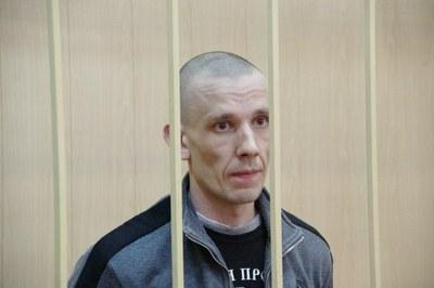 Обвинение просит для Максима Калиниченко 7 лет строгого режима