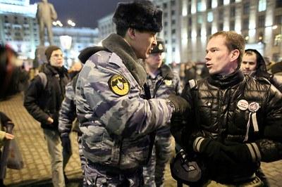 Статья 212.1 УК РФ упразднила свободу собраний в России