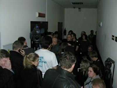 """Мои пять часов в Калининском суде на процессе """"Arctic 30"""""""