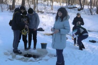 Волонтёрство в области охраны окружающей среды