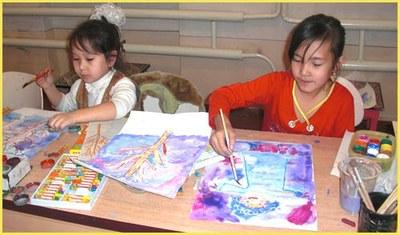 """Центру """"Участие"""" нужны волонтеры для обучения детей мигрантов русскому языку"""
