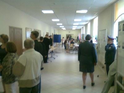 Наблюдатели за выборами Матвиенко представили первые итоги
