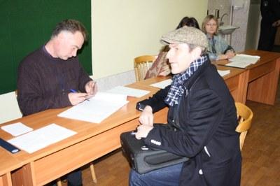 Судебное оспаривание фальсификации президентских выборов на УИК 1765
