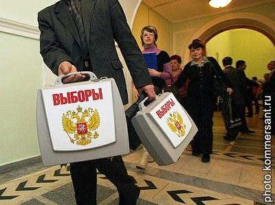 Вбросы в переносных урнах: Петроградский район